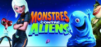 Monstres VS Aliens Preview de Bibi300