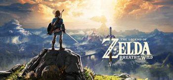 The Legend of Zelda : Breath of the wild Aventure d'Iti